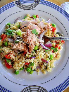 Gaga u kujni: Kus-kus salata sa tunjevinom