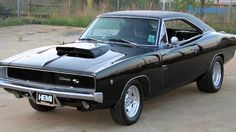 Top Ten Muscle Cars Of The 60's And 70's - YouTube