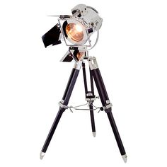 Hollywood Search Light Table Lamp at http://www.paradise-furniture.co.uk/