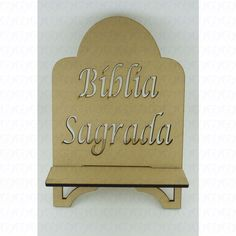 Suporte para Bíblia Grande Bíblia Sagrada
