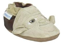 yoda baby shoes these are - robeez
