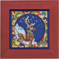 Jim Shore® Holiday Tree Counted Cross Stitch Kit - Cross Stitch, Needlepoint, Embroidery Kits – Tools and Supplies