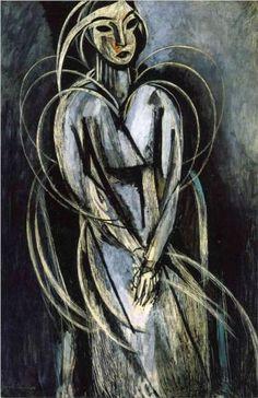 Madame Yvonne Landsberg - Henri Matisse
