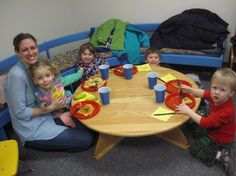 pancakes and pajamas library program- Sunflower Storytime is a great blog for storytime and program ideas. Lisa really shares!