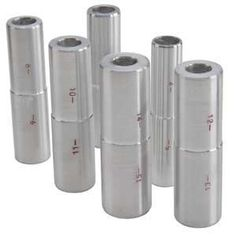 Metal mandrel half size set Also comes in full sizes