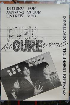 The Cure 11-12-1979