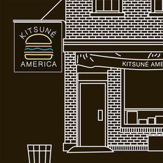 Maison Kitsune America Compilation