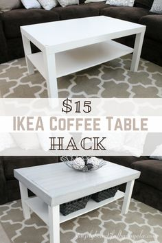 IKEA coffee table ha