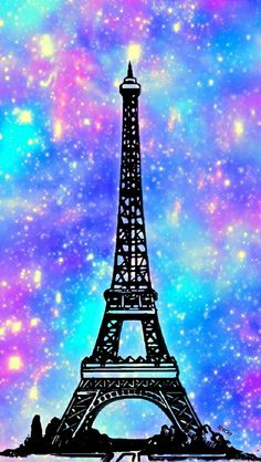 Wallpapers París Glitter City Town In 2019