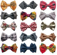 And that fascination is the bow-tie. It's like the fashion tesseract.  #men #fashion #bowtie