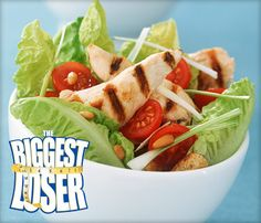 Quick overview of eating plan for biggest Loser... great ideas!