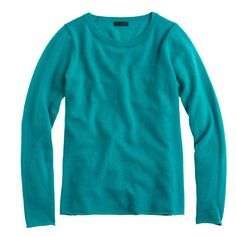 Collection cashmere long-sleeve tee : j.crew cashmere | J.Crew