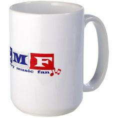 Large Mug by Country Music Fan