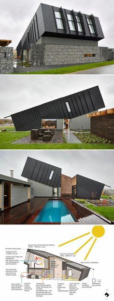 ZEB Pilot House - Pilot Project / Snøhetta