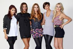 """The Saturdays  The British-Irish girl group consisting of Una Healy, Mollie King, Frankie Sandford, Vanessa White and Rochelle Wiseman was formed in 2007. Their first single, """"If This Is Love,"""" was a Top 10 hit. Their debut album, Chasing Lights, peaked at No. 9 on the UK album chart, and their second single, """"Up,"""" debuted at No. 5."""