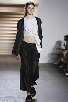 Tibi Ready To Wear Spring Summer 2015 New York - NOWFASHION