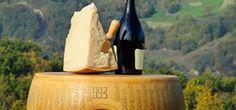 Parmigiano Reggiano DOP - Qualità di montagna - Stagionatura in mesi: 13-18-24-30 www.squisitezzeditalia.it