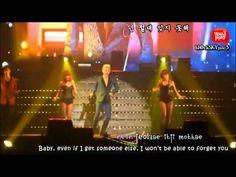 JYJ XIA Junsu - No Gain LIVE