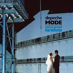 Depeche Mode - Some Great Reward album art