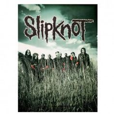Slipknot Field Fabric Poster - Rock out with this Slipknot Field Fabric Poster! This product is a textile poster recreates the album cover artwork from the band's fourth studio album All Hope Is Gone. Poster measures 30 x 40.