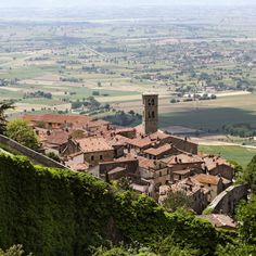 Cortona in Tuscany - Italy  For villa accommodation contact me at louis.ashley.wingate@gmail.com for more information.