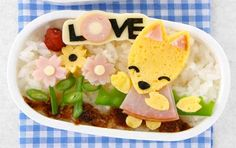 Little Fox Bento