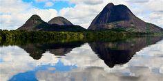 Los Cerros de Mavecure están conformados por tres tepuyes: Mavecure, Mono y Pajarito. Especial: Paraísos en Colombia: Guanía - Especial - ELTIEMPO.COM