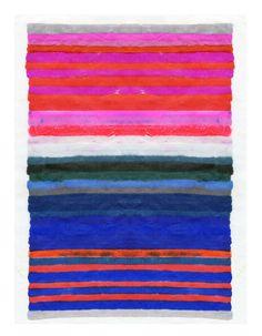 Chromatic Harmony #5 Print.  Kristi Kohut. $148. 18x24.