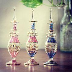 何個も集めたくなる♡エジプト香水瓶[¥850~]が乙女ゴコロをくすぐる|MERY [メリー]
