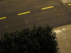 A Time-Lapse Video of Two Street Workers Expertly Painting Text on a Road this isn't street art but imagine if these two became taggers would be epic