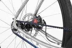 Budnitz Bicycles, $4800 Budnitz No.1 - Titanium