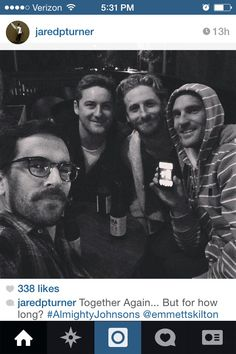 Dean and the crew Jared Turner, The Almighty Johnsons, Dean O'gorman, Sci Fi Comedy, Drama Series, Best Shows Ever, Lotr, The Hobbit, Gorgeous Men