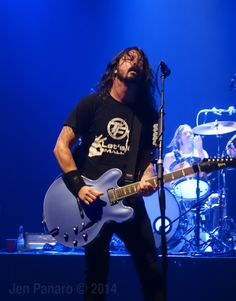 Foo Fighters in RVA September 17, 2014 at The National…best concert of my life! #sonyrx100ii