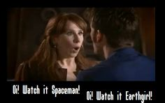 Doctor Who Donna Noble | Donna is the BEST companion!