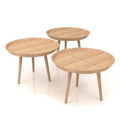 Tray DMF / 005 Complements The Massive - furnishing solid wood - wood floors ITLAS