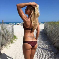 #Miami #beach one of my favorite spots ☀️ • Mittwochabend ! Gleich geht's für mich zur letzten Schicht  in dieser Woche. Und bei dieser wunderbaren Kälte ❄️⛄️, gibt's einen kleinen Rückblick nach Miami ☀️. Sport frei !