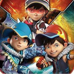 Galaxy Movie, Boboiboy Galaxy, Boboiboy Anime, Anime Art, Cartoon Movies, Cartoon Characters, Super Hiro, Elemental Powers, Anime Character Drawing
