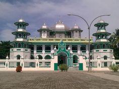 Masjid Besar Darussalam,Wajo Belawa, Sulawesi Selatan, Indonesia