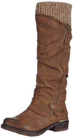 Rieker 98956 25, Bottes femme: Amazon.fr: Chaussures et Sacs