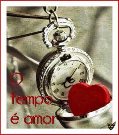 Zarampagalegando: O tempo é amor