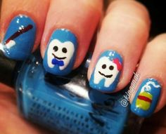 Dentist Nails