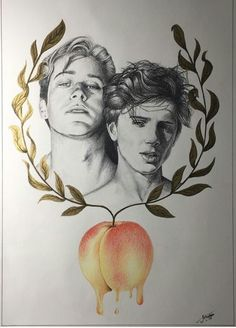 Call me by your name Your Name Wallpaper, Name Drawings, Cute Gay Couples, Film Books, Beauty Art, Call Me, Art Inspo, Art Sketches, Aesthetic Wallpapers