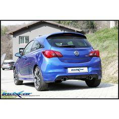 Opel Corsa E OPC 1.6i Turbo (207cv) - #Inoxcar #Racing #Tuning #Opel