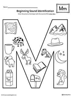 printable alphabet letter m template great for kid crafts pre k activities printable. Black Bedroom Furniture Sets. Home Design Ideas
