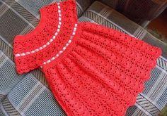 cuztomizar crochet   рубрика crochet knitting метки crochet dress patterns ...