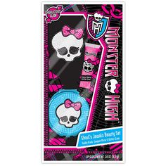 "Monster High Ghoul's Jewels Beauty Set -  Lotta Luv - Toys""R""Us"
