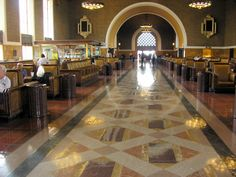 2006 Los Angeles Union station