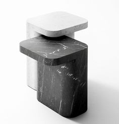 Sculpted from solid marble- marble, bold, design, classy