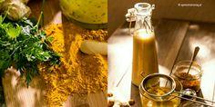 Złote mleko i fenomenalna Pasta z kurkumy to idealne naturalne remedium na infekcje, działające także antyrakowo i przeciwzapalnie. Sprawdź mój przepis!