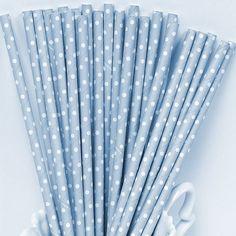 Paper Straws Dotty Dot